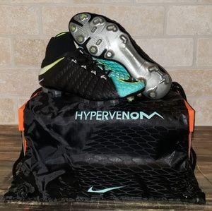 Nike Hypervenom Phantom 3 DF FG Soccer Wmns 8.5